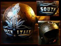 casco pinstriping south italy by  Pt Design